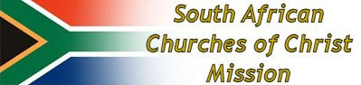 South African Churches of Christ Mission